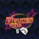 Deuces Wild 5 Hand