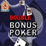 Double Bonus Poker (52 Hands)