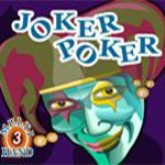 Joker Poker (3 Hands)
