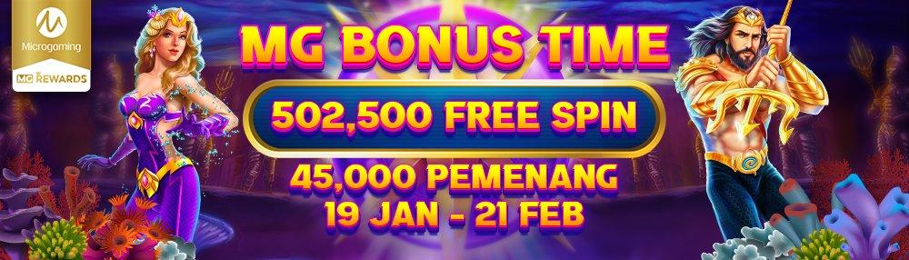 MG Bonus Time